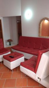 Apartahotel La Gran Familia, Apartmanhotelek  Villa de Leyva - big - 34