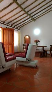 Apartahotel La Gran Familia, Apartmanhotelek  Villa de Leyva - big - 35