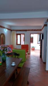 Apartahotel La Gran Familia, Apartmanhotelek  Villa de Leyva - big - 12