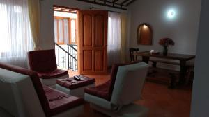 Apartahotel La Gran Familia, Apartmanhotelek  Villa de Leyva - big - 4