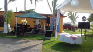 Hotel y Balneario Playa San Pablo, Отели  Monte Gordo - big - 118