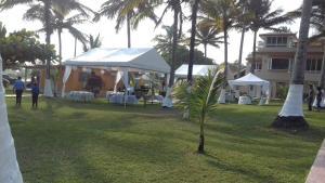 Hotel y Balneario Playa San Pablo, Отели  Monte Gordo - big - 117