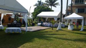 Hotel y Balneario Playa San Pablo, Отели  Monte Gordo - big - 115