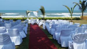 Hotel y Balneario Playa San Pablo, Отели  Monte Gordo - big - 113