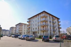 Apartamenty Bryza, Apartments  Świnoujście - big - 25