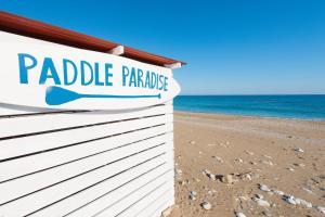 Sunny Beach, Дома для отпуска  Архангелос - big - 11