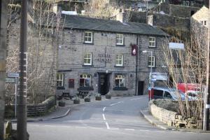 The White Horse Inn, Locande  Holmfirth - big - 1