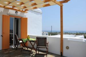 Aigaio Studios, Apartmány  Tinos Town - big - 45