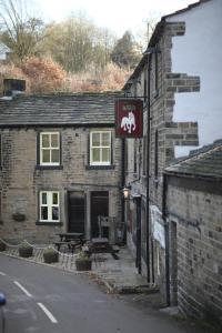 The White Horse Inn, Locande  Holmfirth - big - 24