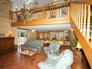 Maison De Vacances - Besse 3, Nyaralók  Saint-Pompont - big - 16