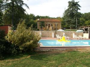 Maison De Vacances - Blanquefort-Sur-Briolance 1, Dovolenkové domy  Saint-Cernin-de-l'Herm - big - 18