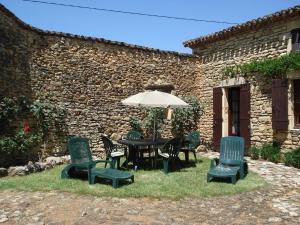 Maison De Vacances - Loubejac 12, Dovolenkové domy  Saint-Cernin-de-l'Herm - big - 3