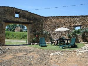 Maison De Vacances - Loubejac 12, Dovolenkové domy  Saint-Cernin-de-l'Herm - big - 4