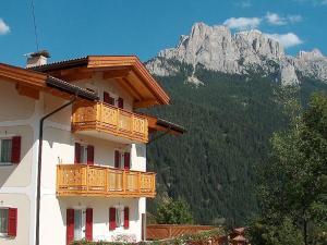 Semal I, Ferienwohnungen  Vigo di Fassa - big - 27