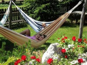 Semal I, Ferienwohnungen  Vigo di Fassa - big - 13