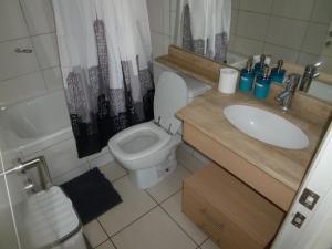Providencia Best Apartments, Ferienwohnungen  Santiago - big - 2