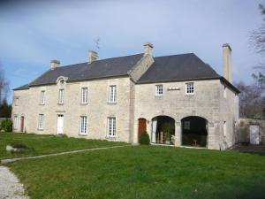 La Clairiere, Villák  Vaux-sur-Seulles - big - 1