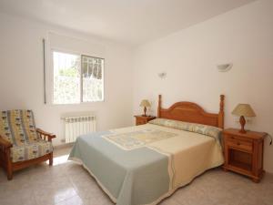 Villa Julia, Villen  L'Ampolla - big - 17