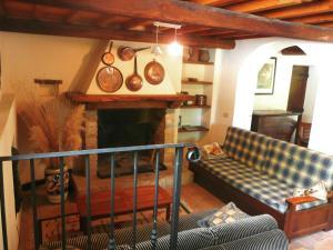 Casa Foro, Case vacanze  Montecastrilli - big - 14
