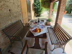 Casa Foro, Case vacanze  Montecastrilli - big - 21