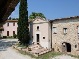 Casa Foro, Case vacanze  Montecastrilli - big - 18