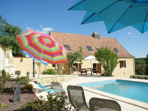 Maison De Vacances - Besse 6, Dovolenkové domy  Villefranche-du-Périgord - big - 1