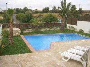 Villa Paula, Vily  L'Ampolla - big - 16