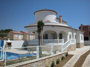 Villa Paula, Vily  L'Ampolla - big - 2