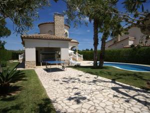 Villa Tina, Ville  L'Ampolla - big - 12