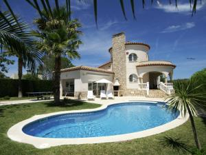 Villa Tina, Ville  L'Ampolla - big - 1
