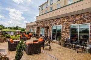 Hilton Garden Inn Clarksville, Отели  Кларксвилл - big - 28