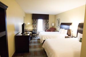 Hilton Garden Inn Clarksville, Отели  Кларксвилл - big - 14