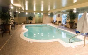 Hilton Garden Inn Clarksville, Отели  Кларксвилл - big - 26