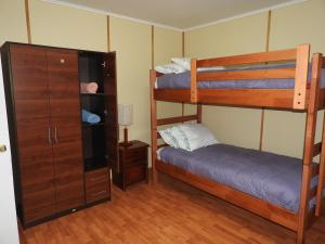 Cabañas Las Heras, Апартаменты  Пунта-Аренас - big - 8