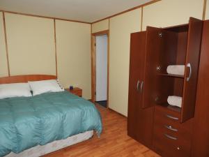 Cabañas Las Heras, Апартаменты  Пунта-Аренас - big - 11