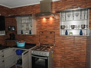 Cabañas Las Heras, Апартаменты  Пунта-Аренас - big - 7
