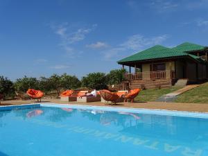 Ratanakiri Paradise Hotel & SPA, Szállodák  Banlung - big - 56