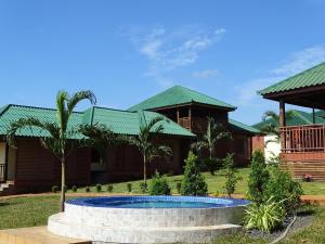 Ratanakiri Paradise Hotel & SPA, Hotels  Banlung - big - 67