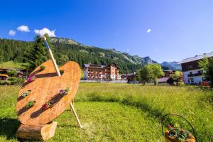 Residence Cavanis Wellness & Spa, Aparthotely  Sappada - big - 1