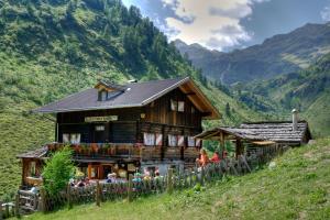 Berghütte Volkzeinerhütte