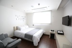 Residence Mumum Hotel, Szállodák  Puszan - big - 12