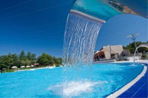 Easyatent Bungalow tent Polari, Holiday parks  Rovinj - big - 12