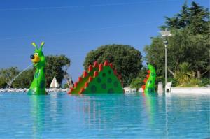 Easyatent Bungalow tent Polari, Holiday parks  Rovinj - big - 11