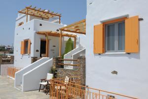 Aigaio Studios, Apartmány  Tinos Town - big - 21
