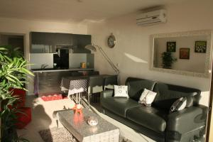 Appartement Le Chantilly 3, Apartmanok  Cagnes-sur-Mer - big - 18