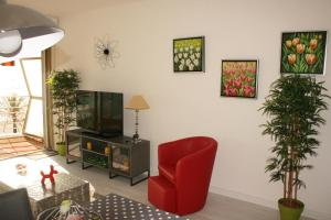 Appartement Le Chantilly 3, Apartmanok  Cagnes-sur-Mer - big - 13