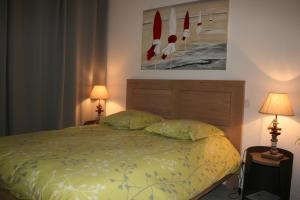 Appartement Le Chantilly 3, Apartmanok  Cagnes-sur-Mer - big - 7