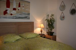 Appartement Le Chantilly 3, Apartmanok  Cagnes-sur-Mer - big - 6