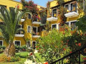 Meldi Hotel, Hotely  Kalkan - big - 17