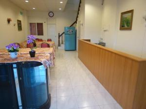 Sun Moon Star Hostel, Проживание в семье  Budai - big - 44